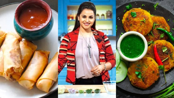 Evening snack recipes by Gurdip Punjj