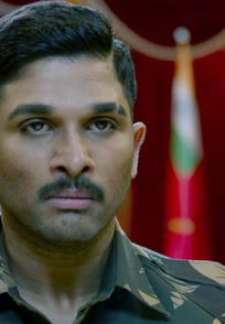 Allu Arjun In A Still From Naa Peru Surya Naa Illu India