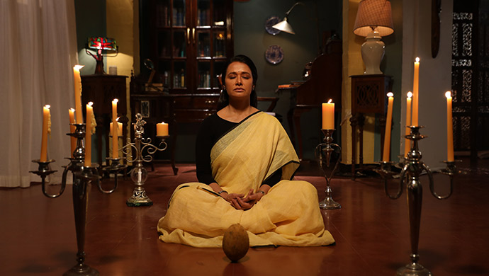 Amala Akkineni In ZEE5 Original High Priestess