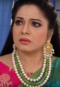 Haritha as Akhilandeswari in Muddha Mandaram