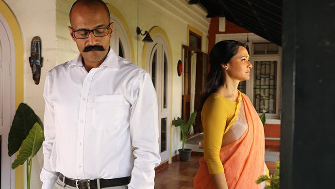 A Scene From High Priestess Ft. Amala Akkineni And Kishore Kumar