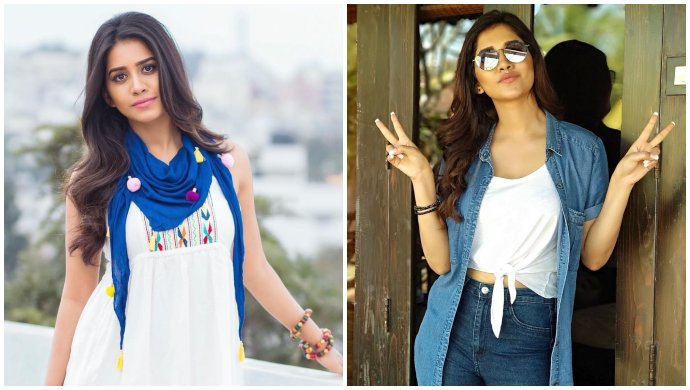 Outfit Ideas For College Inspired by Nabha Natesh