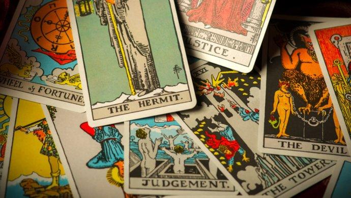 Tarot Cards arcana