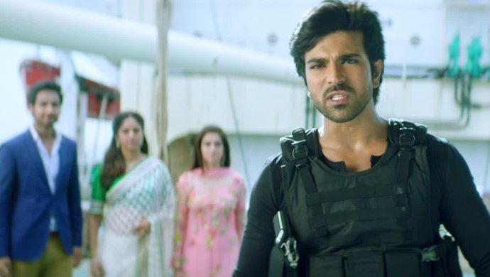 Bruce Lee The Fighter Stills ft. Ram Charan, Kriti Kharbanda, And Others