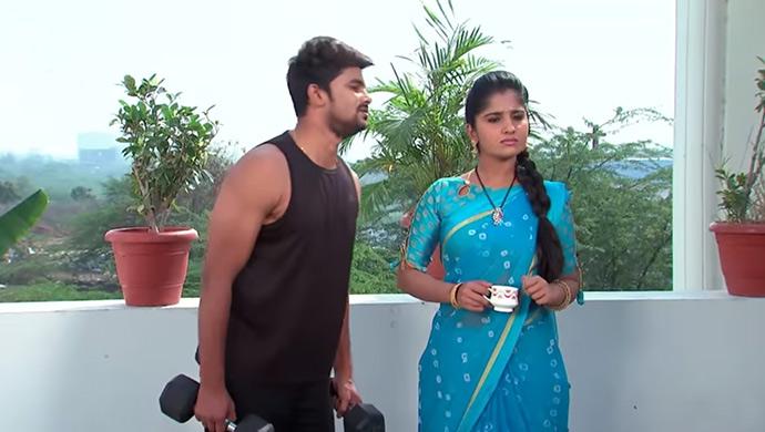 Jai And Manga as Nithya In Kalyana Vaibhogham
