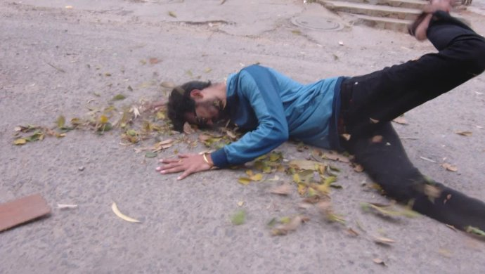 Ninne Pelladatha Still Ft Madhu Injured