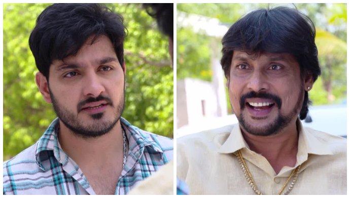 Vamsi And Jogendra from Maate Mantramu
