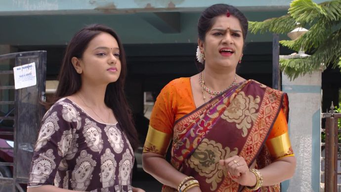 Chaitra and Bhavani In Muddha Mandaram
