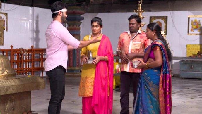 Dharani Aditya And Shankarayya In Akka Chellellu