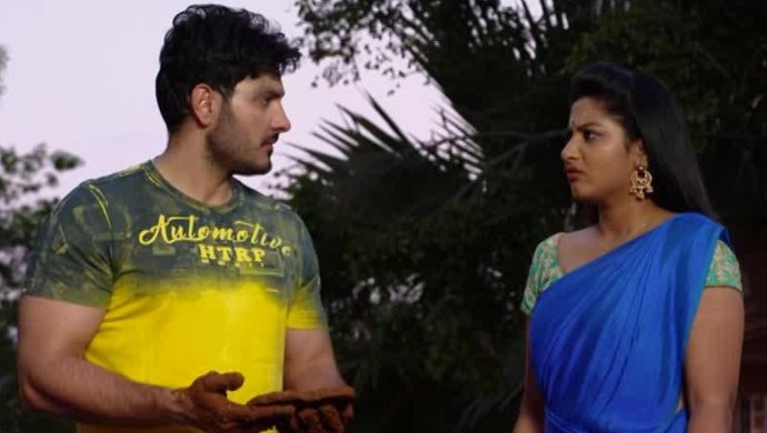 Vamsi and Vasundhara In Maate Mantramu