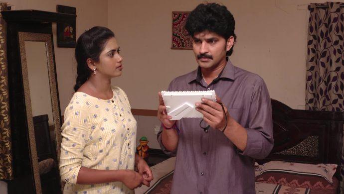 Murali and Madhura in Maate Mantramu