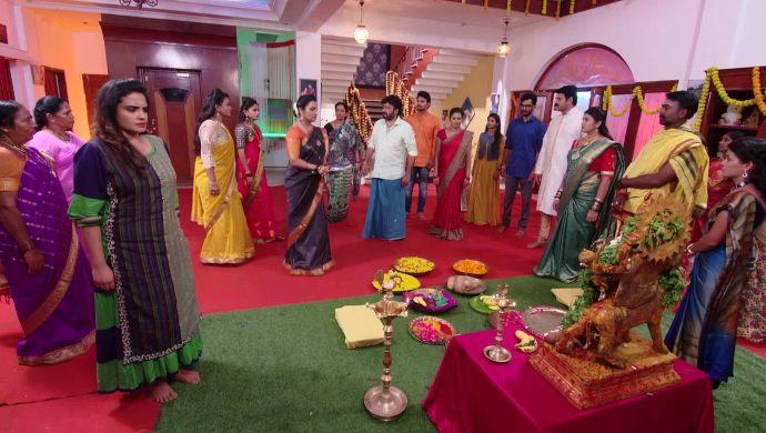 Veeraswamy In Ninne Pelladatha