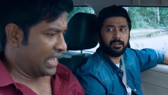 Vennela Kishore and Rahul Ravindran In Dhrusti