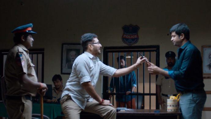 Vennela Kishore and Satya Prakash In Dhrusti