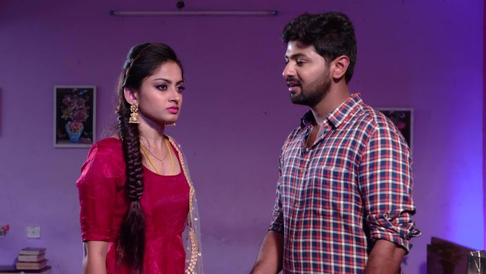 Mansi and Gaurav In Ninne Pelladatha