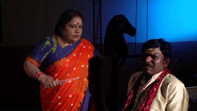 Shankarayya and Saiydamma in Akka Chellellu