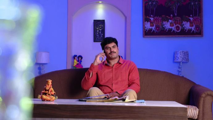 Vamsi's accountant in Maate Mantramu