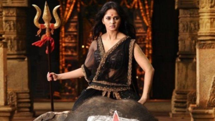 Anushka Shetty in Rudhrammadevi