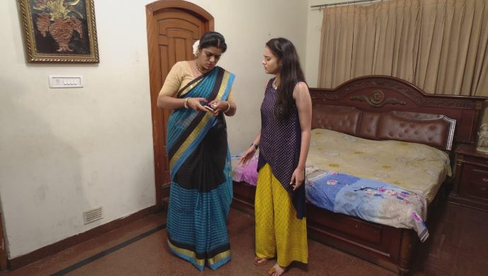 Bhavani and Chaitra in Muddha Mandaram