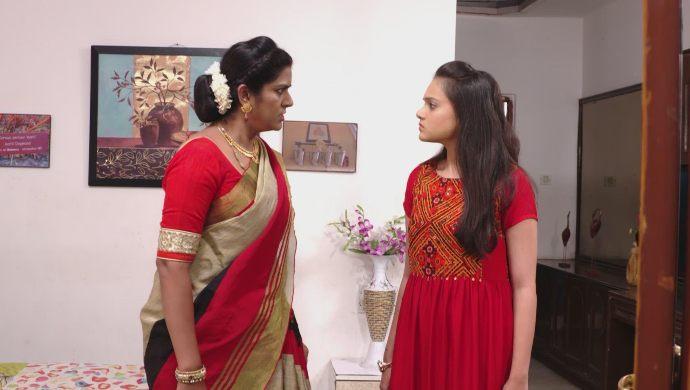 Bhavani and Chaitra in Muddha Mandaram