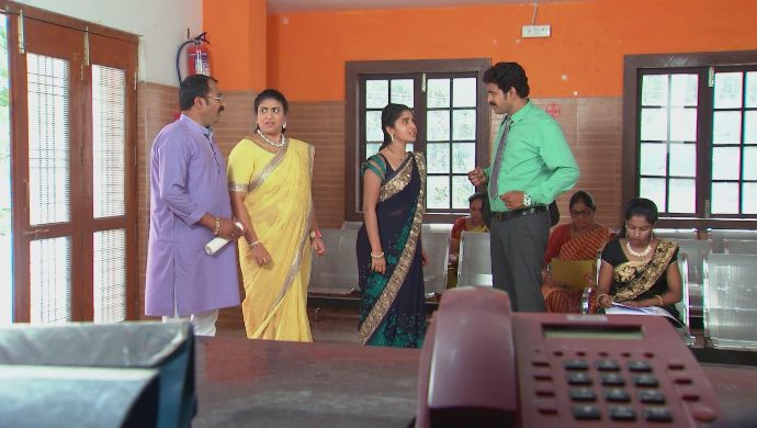 Chary, Chandrika, Prasad and Nithya