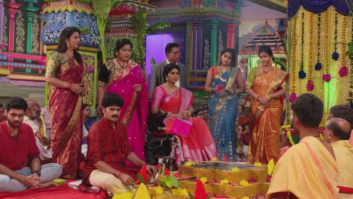 Everyone in Maate Mantramu