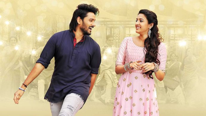 Happy Wedding Promotional Posters ft. Sumanth and Niharika