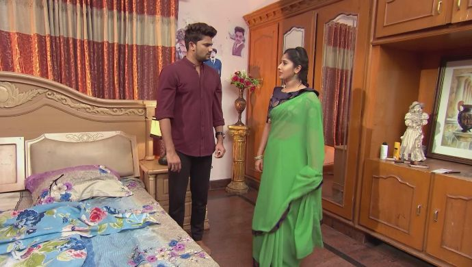 Jai and Nithya in Kalyana Vaibhogam