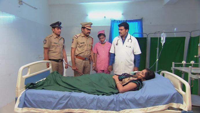 Manga, police and the doctor in Kalyana Vaibhogam