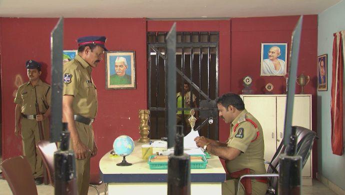 Policemen in Kalyana Vaibhogam