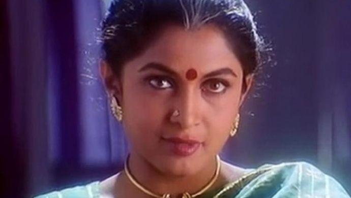 Ramya Krishna as Nilambari in Narasimha