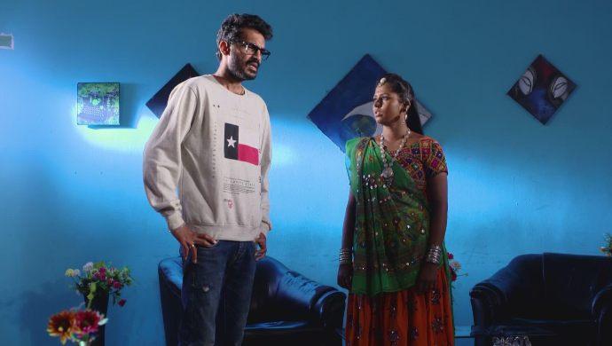 Sampangi and Madhu in Ninne Pelladatha
