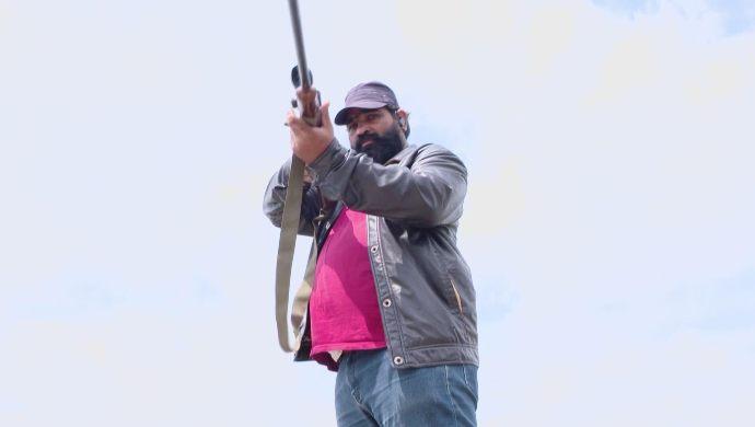 Sharpshooter in Ninne Pelladatha