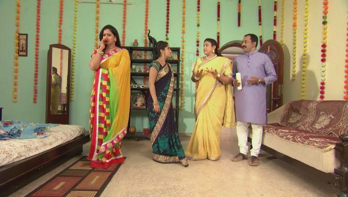 Swaroopa, Chandrika, Prasad and Nithya