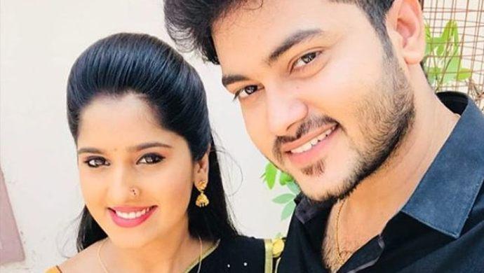 Aditya and Tulasi in Raktha Sambandham