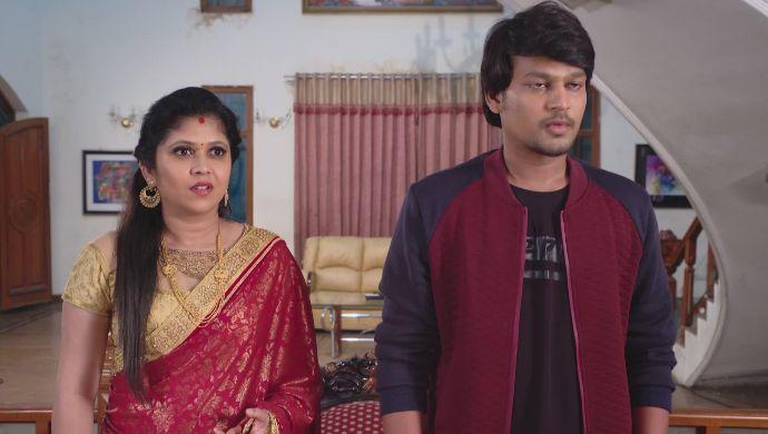 Aishwarya and Krish in Muddha Mandaram