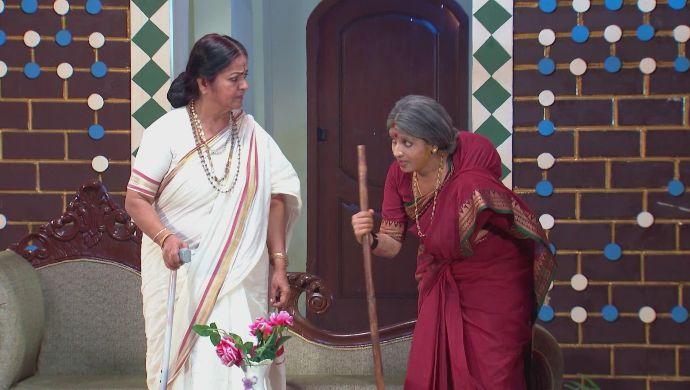 Jeji, Mandara in Kalyana Vaibhogam