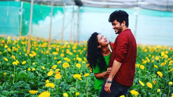Siddu Varma and Vishnupriya