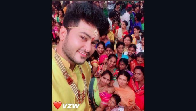 Tulasi Aditya Wedding In Raktha Sambandham