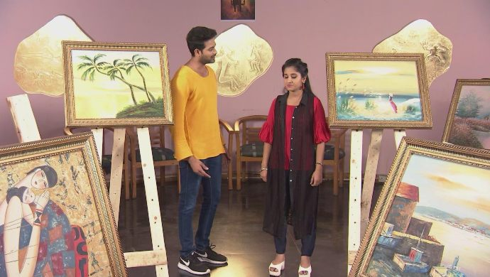 Nithya and Rana in Kalyana Vaibhogam