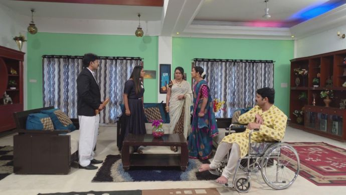 Prajwala, Komali, Arjun and Bharati in Ninne Pelladatha