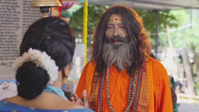 Sadhu in Muddha Mandaram
