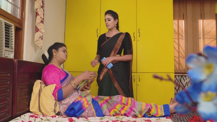 Bhavani and Soundarya in Muddha Mandaram