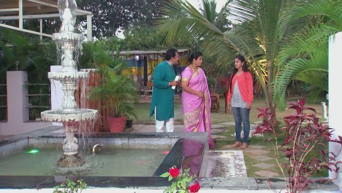 Chandrika-Prasad and Nithya in Kalyana Vaibhogam
