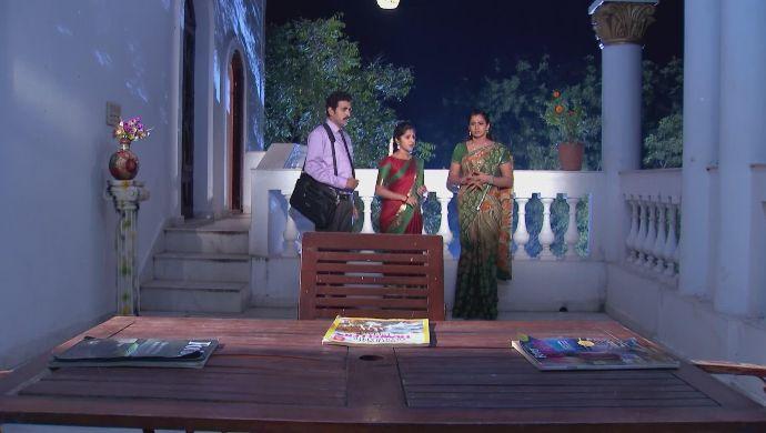 Chary, Manga and Swaroopa in Kalyana Vaibhogam