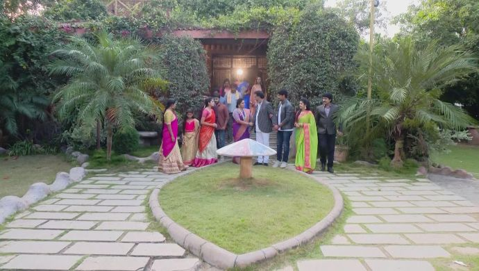 Everyone in Muddha Mandaram