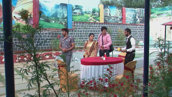 Jai, Chary and Manga in Kalyana Vaibhogam
