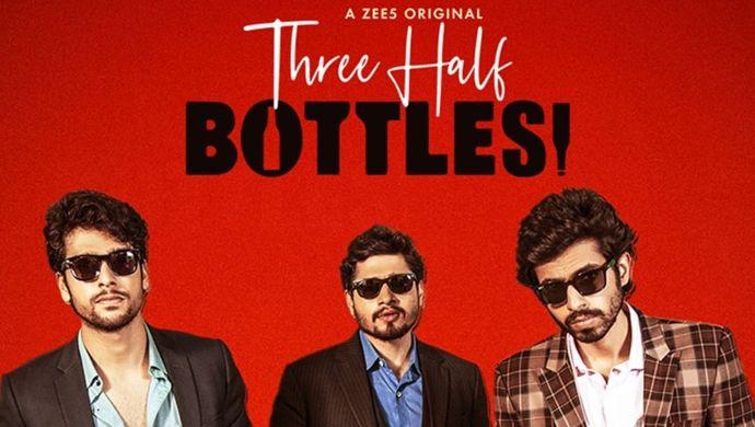 Three Half Bottles