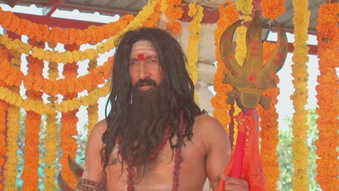 A Monk in Kalyana Vaibhogam