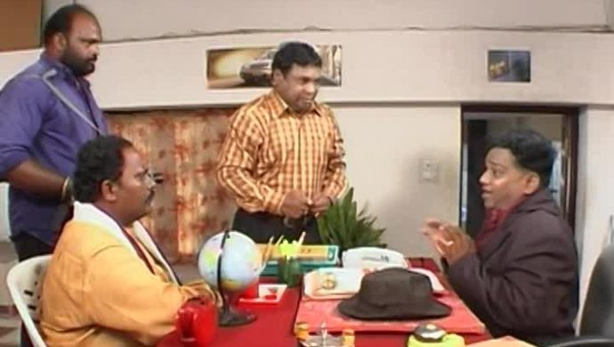 A Still From Amrutham Episode 30